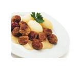 Receta de albóndigas suecas con crema, del Ikea