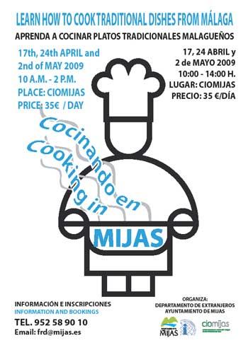 Pepekitchen cartel anunciador cocinando en mijas pepekitchen - Carteles de cocina ...