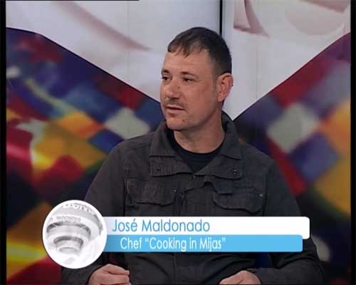 José Maldonado in Mijas Tv-canal 340