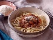 espaguetis bolonesa