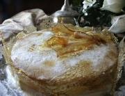 Receta de pastel de San Marcos