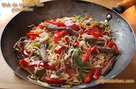 Pepekitchen c mo hacer un wok t cnicas de cocina for Cocinar con wok