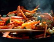 como hacer wok