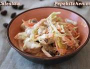 Receta de coleslaw