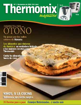 Thermomix magazine