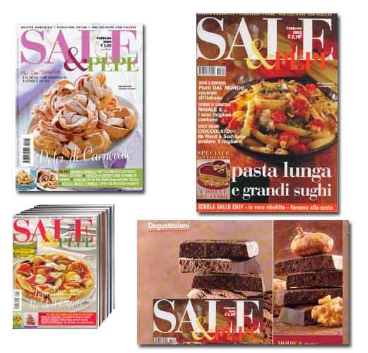 Sale Pepe Revista De Cocina Italiana Pepekitchen