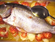 Dentón al horno © Angeles Marqués para Pepekitchen.com