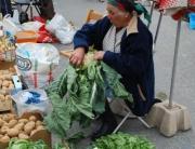 Verduras en el mercado de Arteixo © José Maldonado