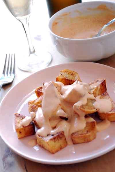 Patatas con salsa brava © José Maldonado