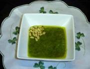 Pesto genovese. María para Pepekitchen.com