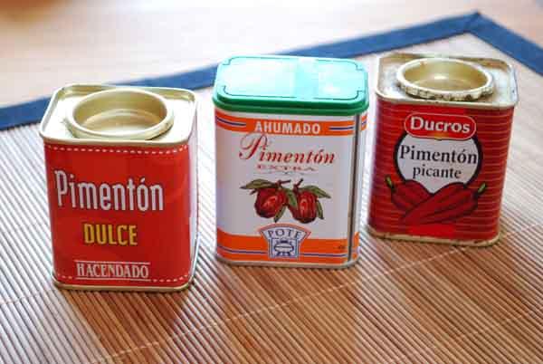 El piment n o paprika condimento universal pepekitchen for Precios de articulos de cocina