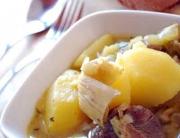 Estofado con patatas © José Maldonado