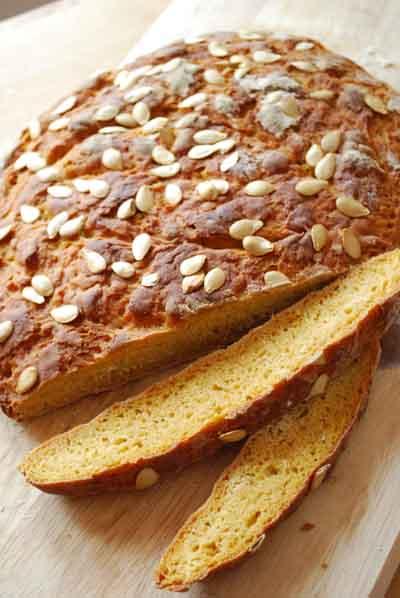 Pan de calabaza © José Maldonado