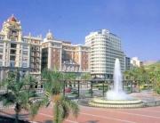 Plaza de la Marina. Málaga