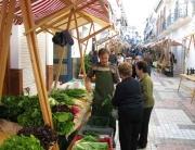 Mercadillo ecológico de Alhaurín el Grande, Málaga