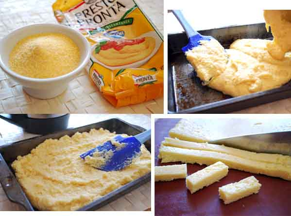 polenta-frita
