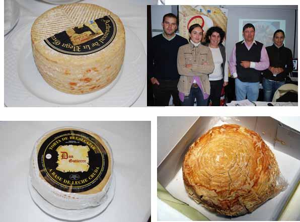 Cata de quesos artesanos andaluces en la c nsula pepekitchen for Entrantes tipicos franceses