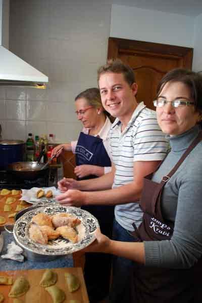 Curso de Cocina Pepekitchen