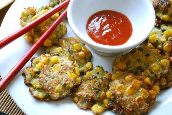 Tortillas de maíz picantes