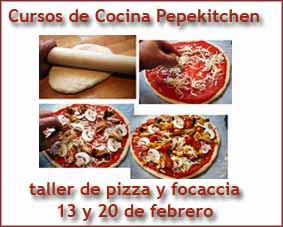 Pepekitchen el men de navidad de pepekitchen en 101 tv - Clases cocina malaga ...