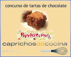 concurso de tartas de chocolate pepekitchen-caprichosdecocina