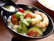 ensalada sushi