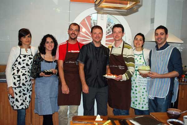 Nueva convocatoria de cursos de cocina en m laga mayo - Clases cocina malaga ...