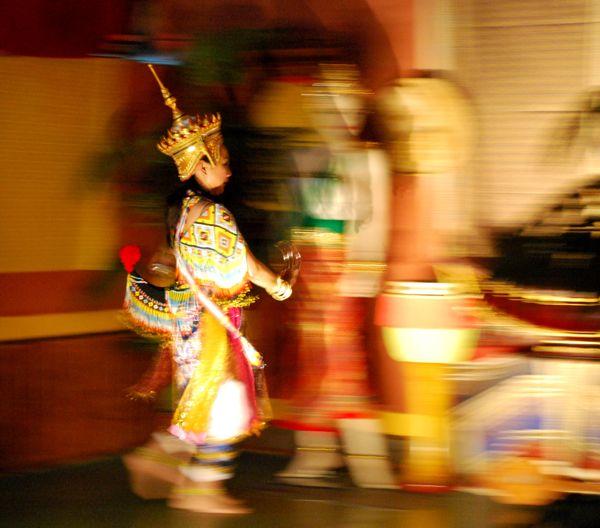 baile tailandia