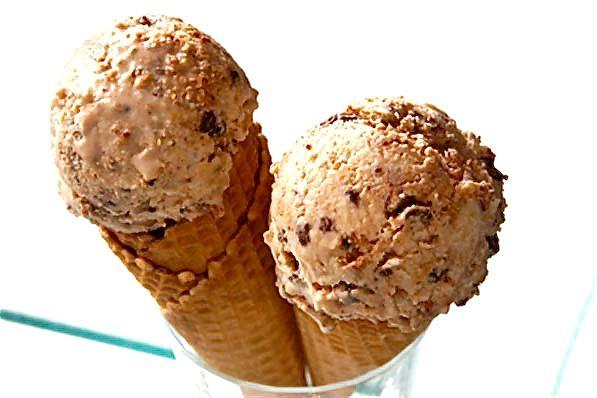 helado cookies chocolate