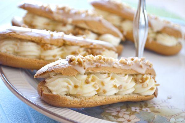 lionesas con crema de queso