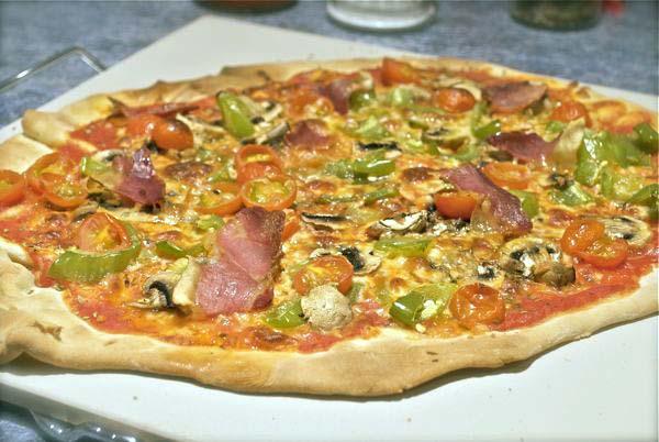 pepekitchen mi receta de pizza a la piedra estrenando la