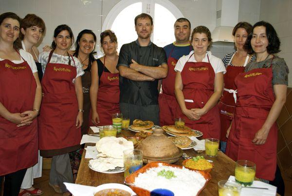 Nuevo curso de cocina hind pepekitchen m laga la - Cursos de cocina en malaga ...