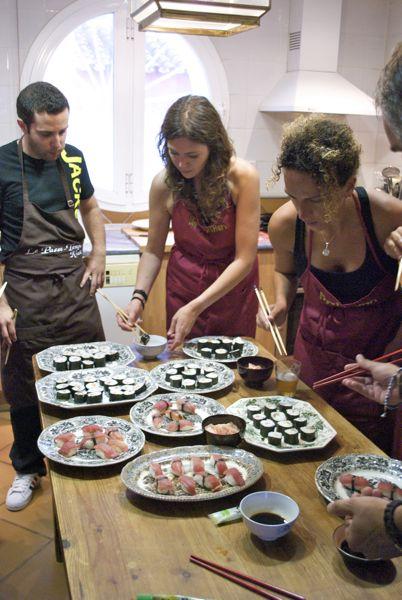 Curso cocina japonesa y sushi 9 junio 2010 03 pepekitchen - Curso cocina japonesa ...