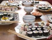 curso de sushi en Málaga