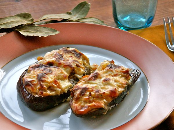 Pepekitchen receta de berenjenas gratinadas pepekitchen for Como cocinar la berenjena