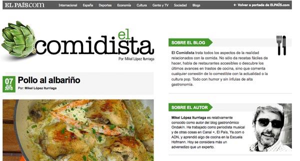 Ondakin se reencarna en el comidista blog de el pa s - Blog de cocina ...