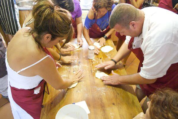 Cr nica de nuestro curso de cocina hind m laga escuela - Cursos de cocina en malaga ...