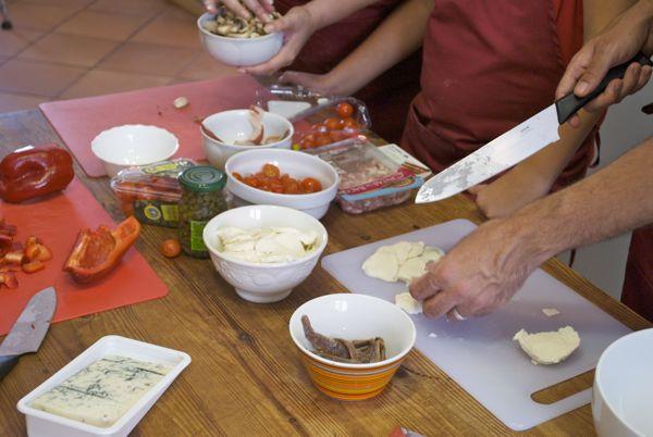 Curso de cocina italiana pizzas pepekitchen en m laga 10 - Clases cocina malaga ...