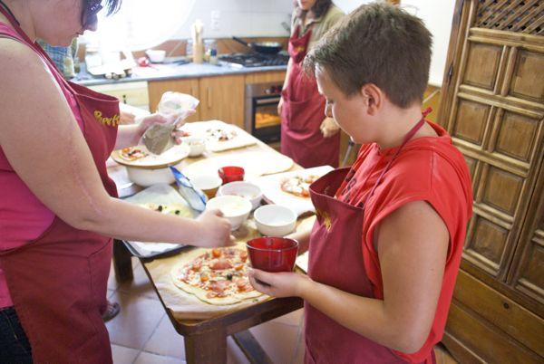 Curso de cocina italiana pizzas pepekitchen en m laga 10 - Cursos de cocina en malaga ...