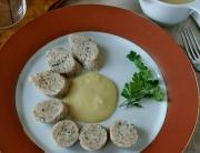 salchichas caseras de pavo y parmesano - 7