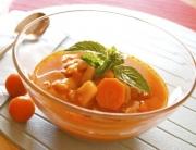 sopa fría de legumbres y verduras-pepekitchen