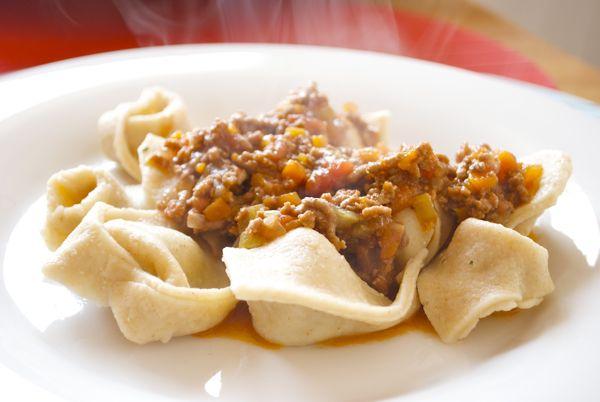 C mo hacer tortellini los tortellini della nonna receta for Clases cocina italiana
