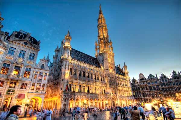 bruselas gran place