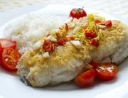 pescado crujiente en salsa de lima - 7