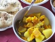 curso de cocina hindú