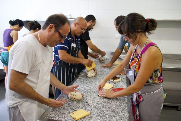 Curso de pan artesano el amasadero la cocina de babette - Clases cocina malaga ...