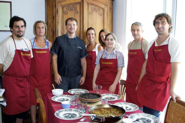 taller de arroces tradicionales pepekitchen 25 septiembre 2010 - 2