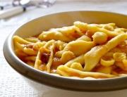 receta de pasta con garbanzos, pasta e ceci, pepekitchen - 2