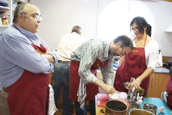 Curso de cocina pepekitchen m laga taller de arroces - Clases cocina malaga ...