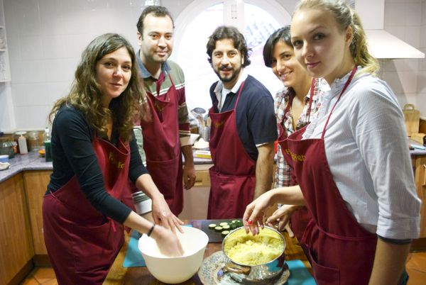 Curso de cocina marroqu pepekitchen m laga 27 nov 2010 - Clases cocina malaga ...